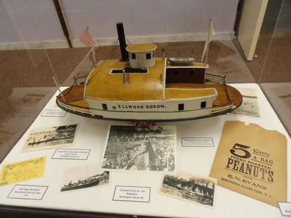Bristol exhibit case
