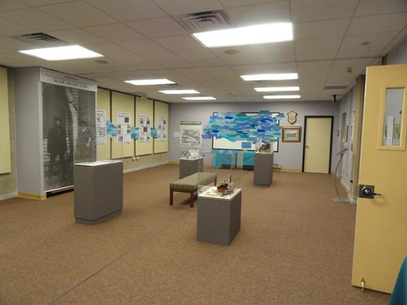 Bristol exhibit overview