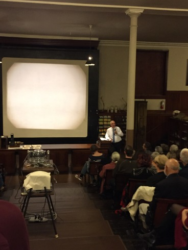 """""""The presentations by the various historical and archival societies has me thinking about the different ways people recorded their activities during the early part of the 20th century."""""""