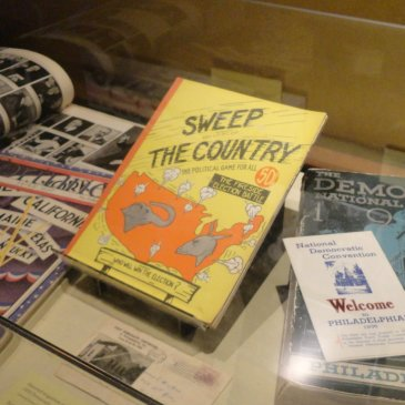 """Sweep The Country"" book on display"